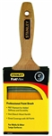 "Stanley FatMax, BPST02537, PBT 4"" Beavertail Flat Sash Professional Paint Brush"