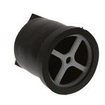 Aqua Plumb CDR427 (Like Coyne and Delany 427A) Rubber Vacuum Breaker Sleeve Replaces R427A and Aftermarket Part Fits for Sloan, Gerber & Zurn