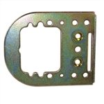 Medeco CP-180700 Mounting Backplate For Dropbolt Base