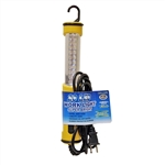 Bright Way H.B. Smith CR2000 20 LED WORK LIGHT with Swivel hanging hook and 6' foot cord