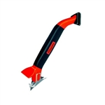 Allway Tools, CT31, 3 In 1, Caulk Tool, Soft Grip Caulk Remover