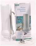 AQUA PLUMB, CTF, Counter Top Point Of Use Water Filtration Filter System