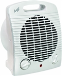 Comfort Zone, CZ35, White Compact Heater/Fan