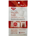 Enoz Moth-Tek E206.6T Cedar Scented 6 OZ Moth Ball Packets