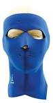 Exo Pro, E237, Large, Blue, Extreme Cold Weather Full Face and Neck Mask, Velcro Ski Mask