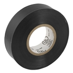 "Global, ET60FR, 3/4"" x 60', Black, Vinyl PVC Insulating Electrical Tape"