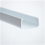 "Wire Hider Premiere Raceway WireHider, FCL-22411, 1"" x 48"", White, Cover Lid for Molding Self Adhesive"
