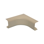 "Wire Hider Wirehider, FIC-42424, 1"" Inside Corner Beige For Molding Self Adhesive"