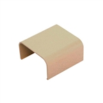 "Premiere Raceway Wire Hider FJC-05E 1/2"" Beige Coupler For Molding Self Adhesive"