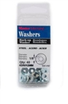 "Fpc Corporation, FPC4AWAS, 30 Pack, Aluminum Washer, 1/8"" Diameter"