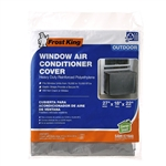 Frost King AC3H Outside Window Air Conditioner Cover, 18 x 27 x 22-Inch