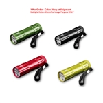 Go Green Power 9 LED 1 Pocket Flashlight Assorted Colors