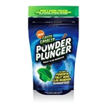 Green Gobbler 16.5 oz. Powder Plunger 1 Pre-Measured Application Toilet Bowl Clog Remover