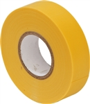 "Global, GPT3460Y, 3/4"" x 66', Yellow, Vinyl PVC Insulating Electrical Tape"
