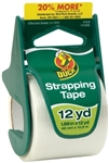 "Duck Brand, GS-10, General Purpose Strapping Tape with Dispenser, 1.88"" x 12 Yards, 1-1/2"" Core, Single Roll"