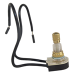 Gardner Bender GSW-61 Brass Rotary On / Off Switch for multi-function applications