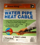 Frost King HC9 Cold Weather Valve and Pipe Heating Cable, 9 Feet
