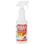 JT Eaton 204-O 1-Quart Oil Based Bed Bug Spray 32 oz with Sprayer Attachment