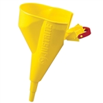 Justrite 112024 Poly Funnel For Type 1 Safety Cans