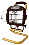 Southwire Coleman Cable Woods L878TV 4-in-1 Halogen Work Light, Portable, 250-Watts