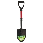H. B. Smith LG2019 Mini Round Point Shovel.