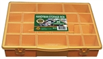 H.B. Smith Tools, MH-20, Handyman Storage Box, 20 Compartments, Large Storage Case