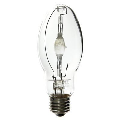 Medium Base Sunlite MH50//U//MED 50-Watt Metal Halide ED17 Bulb Clear