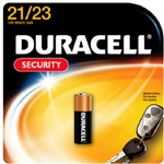 Procter & Gamble, MN21BPK, Duracell, 12V Alkaline Battery, For Car Alarm (Eveready #A23BP-2)
