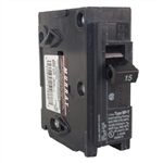 Murray MP115 Black 15 Amp Single Pole Circuit Breaker
