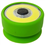 Promier P-COBCUP Green Suction-Cup COB LED Worklight Sticks To Virtually Any Smooth Surface