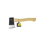 G-FORCE 21156 1-1/4 Lb. Hatchet, Camper's Hand Axe, Hickory Wood Handle