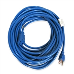 Power Cords & Cables PCC, PCC-13625, 25', 16/3 SJTW-A, Blue Extension Cord, Premium All Weather