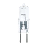 Feit Electric Q35T4/JCD 35-Watt T4 JCD Halogen Bulb with Bi-Pin GY6.35 Base, Clear