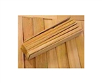 "Cindoco 200A, 12 Pack, 1-3/8"" x 7-3/8"", Wood Shims, Handy For Builders Etc."