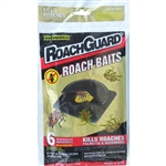 Roach Guard RG6-2 Cockroach Roach Baits Baited Poison Discs 6 Pack