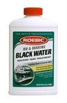 Roebic, RV-Q-12, 2 LB 2 QT, Rv & Marine Black Water Tank Treat Toilets Treatment, Safe, Portable