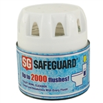 Safeguard 705 2.5 Oz Toilet Bowl Cleaner For Up To 2000 Flushes