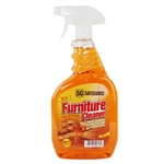 Safeguard 813 32 Oz Furniture Cleaner With Natural Orange Oil