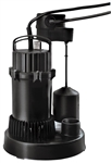 Aqua Plumb, SSP12, Submersible Sump Pump, 1/2 HP, Flow Rate 3,700 GPH Lift 26.0 Feet