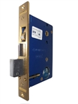 Marks 22AC Left Hand Reverse Mortise Lock Body for Iron Gate Doors