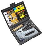 Arrow Fastener T50VP Heavy Duty 5 pc Staple Gun Kit
