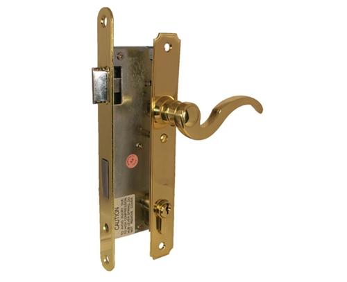 TACO Trans Atlantic DL ML800 Series, Brass, Right Hand, Heavy Duty Solid