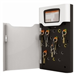 Mul-T-Lock, Traka 21 Plug And Play Key Management Solution, Standalone Touchscreen Key Cabinet, With 21 iFobs And Seals