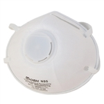 Tuff Stuff TSE76511 10 Pack N95 Particulate Respirator With Valve