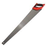 "Tuff Stuff 90026 26"" Hand Saw With Plastic Grip Handle. This saw is great for framers, woodworkers and general contractors."