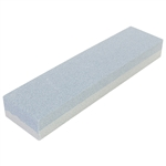 "Tuff Stuff 90108 8"" Fine / Coarse Combination Sharpening Stone"