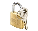 "Tuff Stuff 3100 1"" Solid Brass Body Padlock"