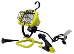 Master Electrician L878ME 250W 4 In 1 Portable Halogen Work Light 4 Ways To Mount