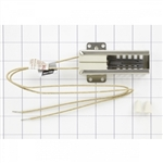 GE, WB2X9998, Flat Dual-bracket gas oven ignitor, Operates on 3.2-3.6 amps