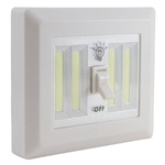 Promier XLSWITCH COB LED Dual Wireless Night Light with Switch 400 Lumens